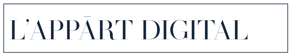 Appart Digital - Logo - Agence de Communication